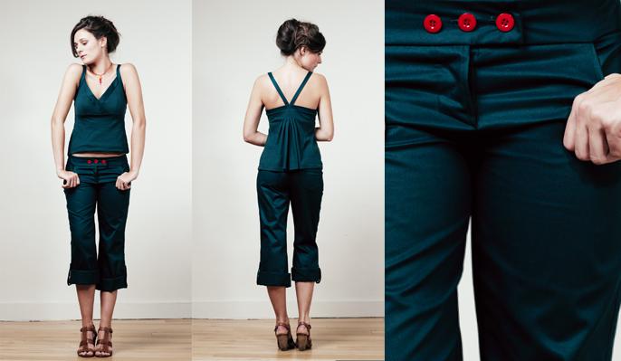 Pantalon Sophie